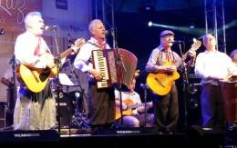 Show resgata a história do Canto Farroupilha