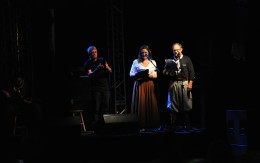 Ganhadores da Lamparina abrem programação da final do Canto de Luz