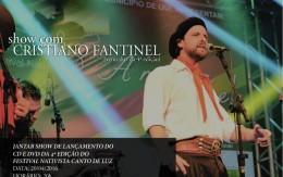 Canto de Luz promove jantar/show nesta quarta-feira