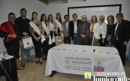 Canto de Luz é divulgado na Fiesta Nacional del Inmigrante