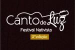 Festival Nativista Canto de luz começa nesta quarta-feira