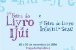 ATRAÇÃO MUSICAL NA 24ª FEIRA DO LIVRO DE IJUÍ