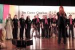"""Espetáculo """"Em Cantos Gaúchos"""" foi atração na noite de domingo"""