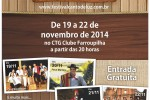Festival Nativista Canto de Luz anuncia intérpretes das canções classificadas