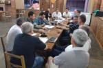 Comissão Executiva do Canto de Luz realiza encontro pra definir detalhes do Festival