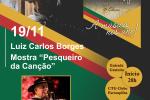 Luiz Carlos Borges é atração na segunda noite do Festival