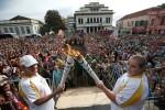 Ijuí - Um dia para a história Olímpica