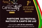Canto de Luz fará lançamento internacional na próxima semana