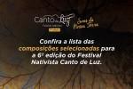 Canto de Luz divulga músicas que subirão ao palco da 6a. edição