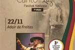Festival começa nesta quinta com show de Adair de Freitas