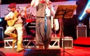 Show de intervalo com Luiz Marenco