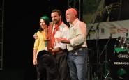 Troféu de Melhor Intérprete para Cristiano Fantinel