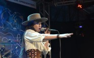 Juvenil - Andressa Corrêa Foletto, de Cruz Alta, cantou a milonga Açude (3).JPG