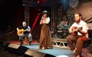 Juvenil - Andressa Corrêa Foletto, de Cruz Alta, cantou a milonga Açude (4).JPG