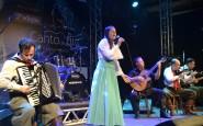 Mirim - De Santo Ângelo, Carolina Bracht da Veiga com a canção Entre Flores e Andorinhas (1).JPG