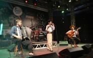 Mirim - Andrei Eduardo da Silva, de Campo Bom, cantou a milonga Guri de Campo (1).JPG