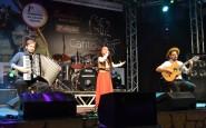 Mirim - Luiza Barbosa Dias, de Sapiranga, apresentou a canção Amor à Terra (4).JPG