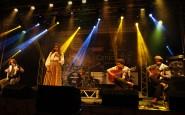Apresentação dos vencedores da Primeira Lamparina da Canção Gaúcha
