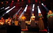 Apresentação dos 16 finalistas da 5ª edição do Canto de Luz