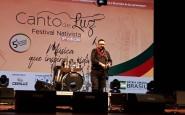 Presidente da Associação Cultural Canto de Luz, Vinícios Hoch