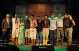 06 - Melhor Arranjo Instrumental Fase Geral– troféu Ervino Gottschefski e Os Minuanos – No tempo das sesmarias.jpg