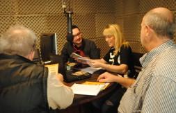 Entrevista Rádio local