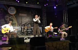 Juvenil - De Fontoura Xavier, Felipe Pinheiro cantou A Grade dos Olhos (11).JPG