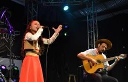 Mirim - Luiza Barbosa Dias, de Sapiranga, apresentou a canção Amor à Terra (3).JPG