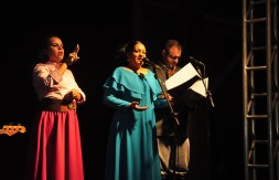 Cheila, Liliana e Jadir