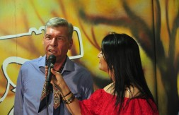 Flavio Hanssen e Analise Severo
