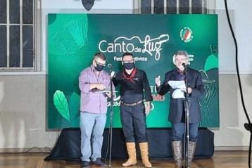 Canto de Luz faz lançamento da mídia da 9ª edição do Festival
